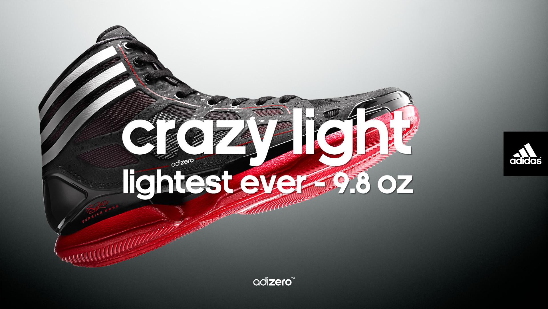 Adidas AdiZero Crazy Light Derrick Rose Wallpaper 1920x1083