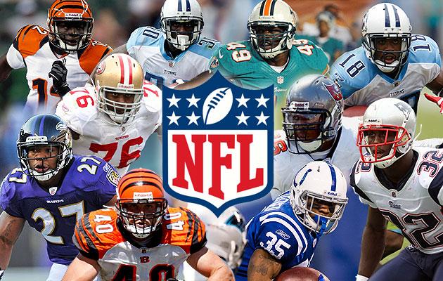 National Football League NFL all 32 teams 630x400