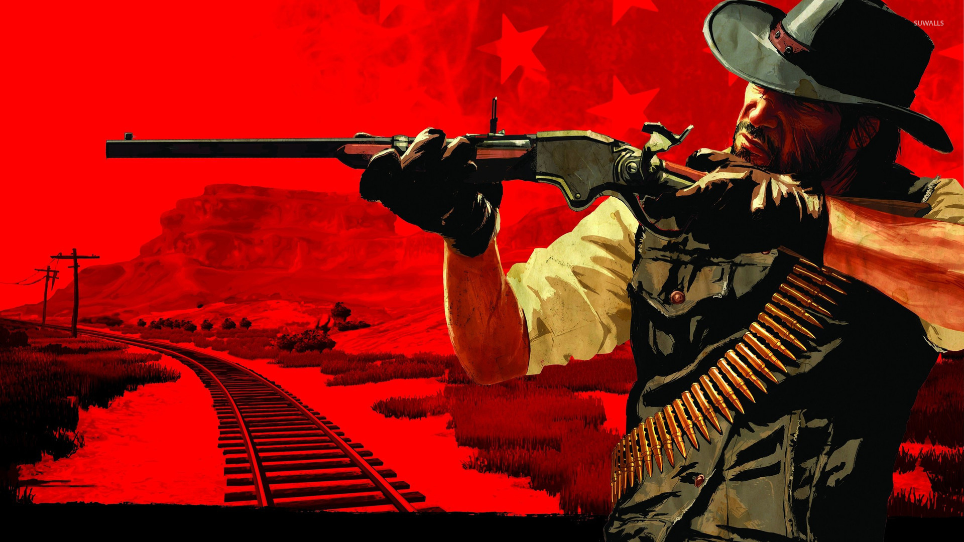 Free Download Red Dead Redemption Wallpaper Game Wallpapers 18344