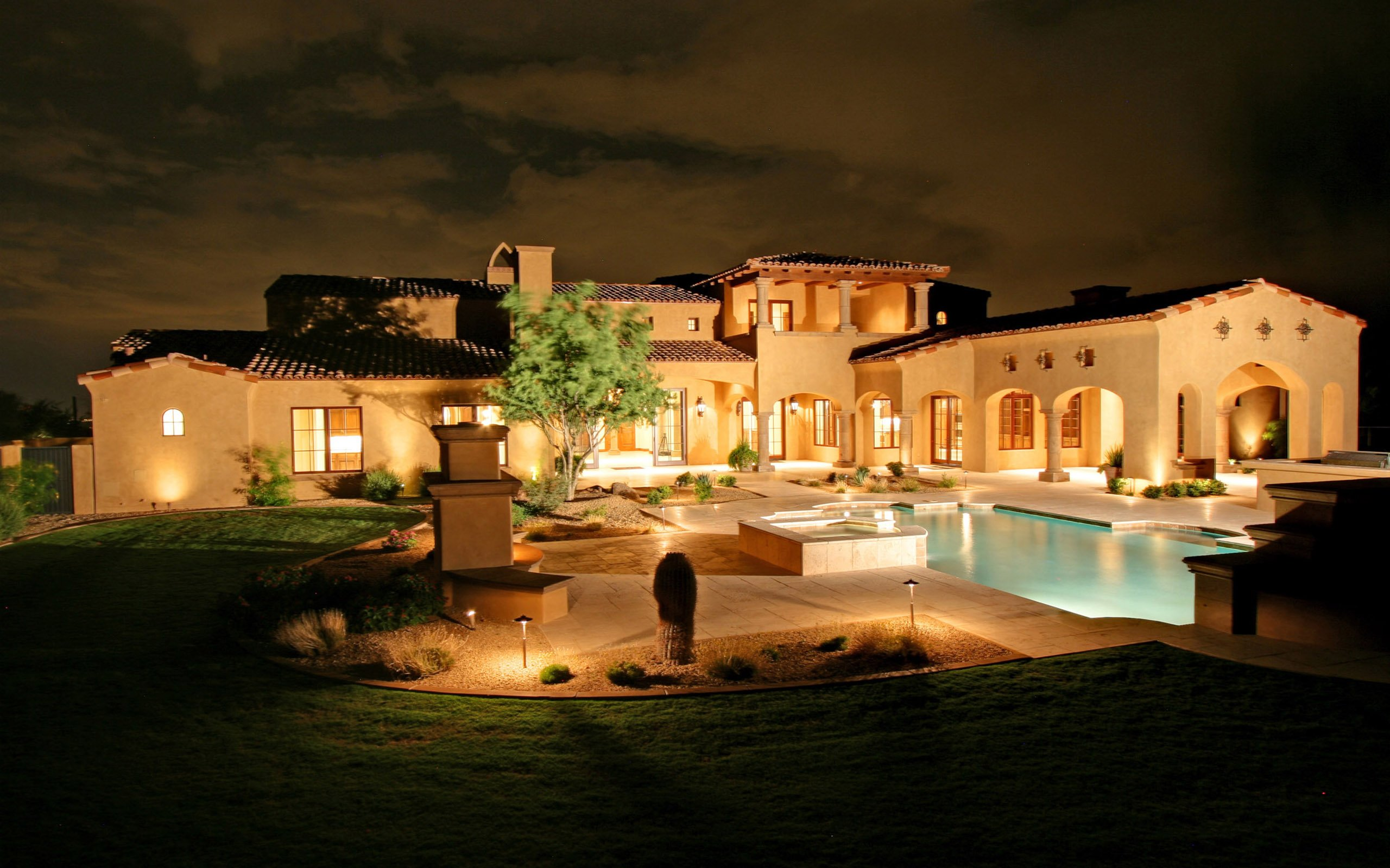 87] Luxury House Wallpapers on WallpaperSafari 2560x1600