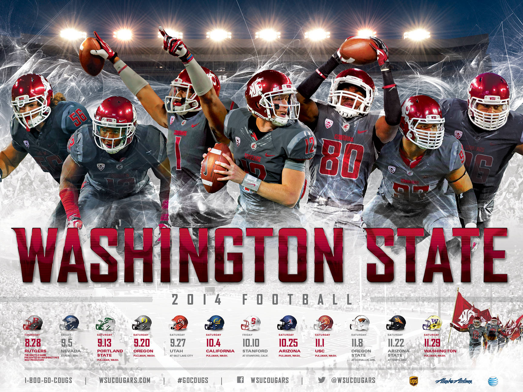 washington state university jamaica sports track field football. ← WSU Football Wallpaper