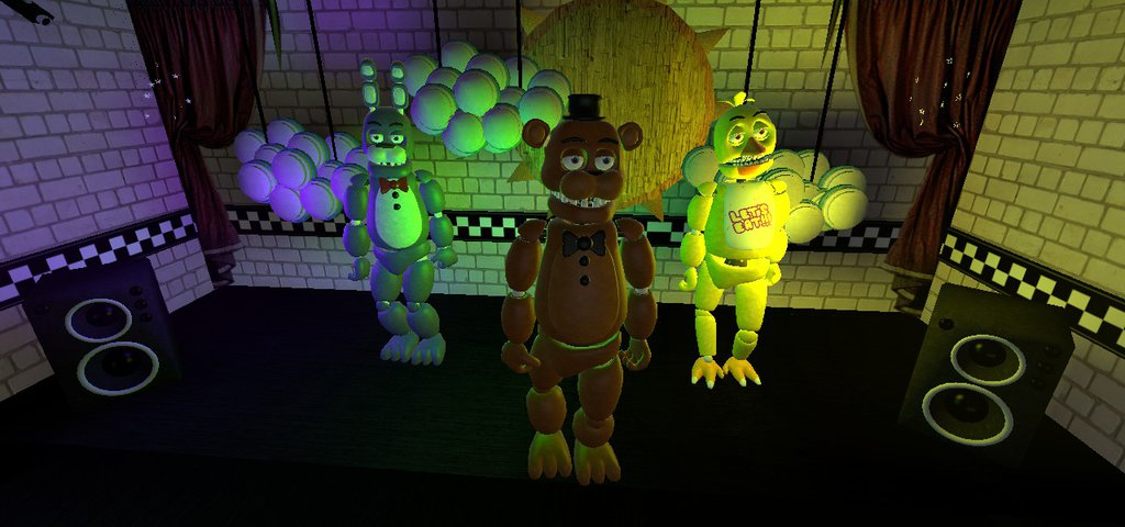 49+] FNAF Gmod Wallpaper on WallpaperSafari