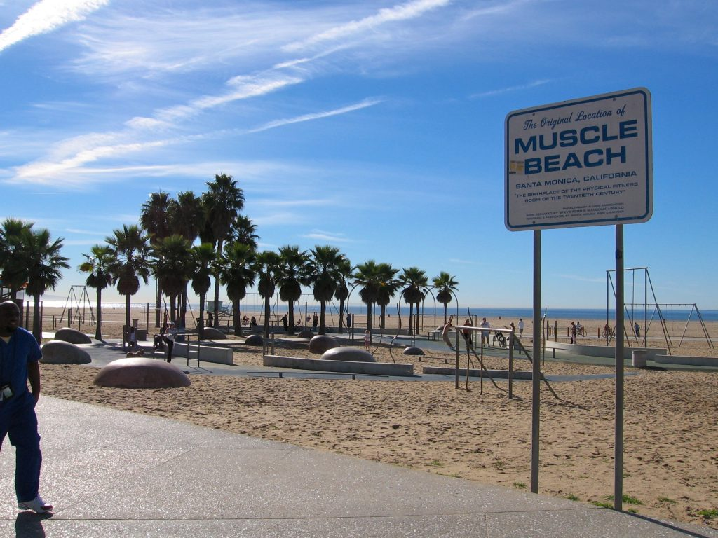 Original Muscle Beach   A Day In LA Tours 1024x768