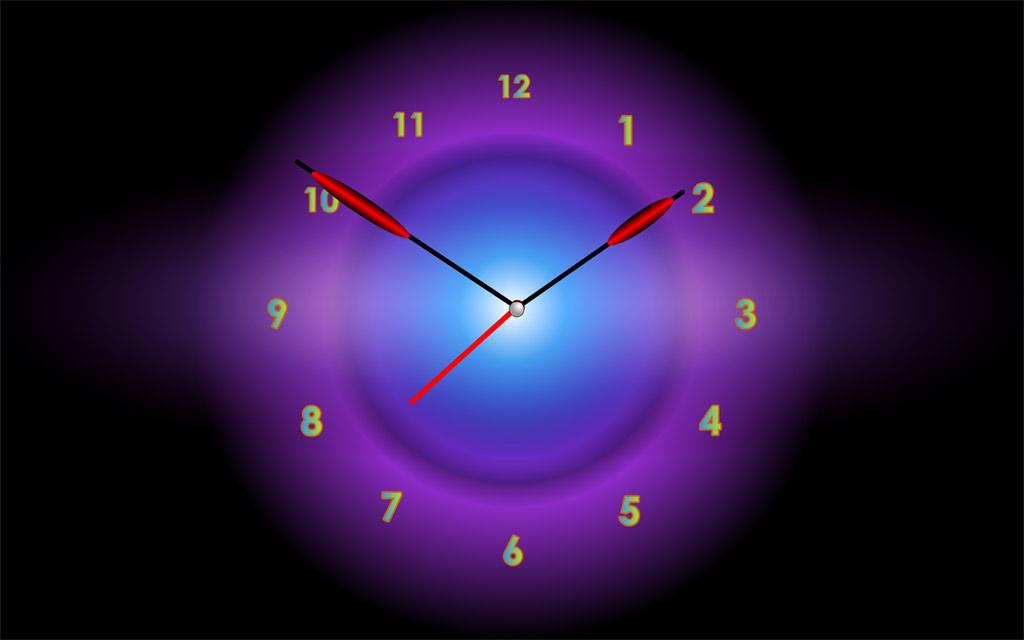 download radiant clock live wallpaper radiant clock screenshots 1024x640