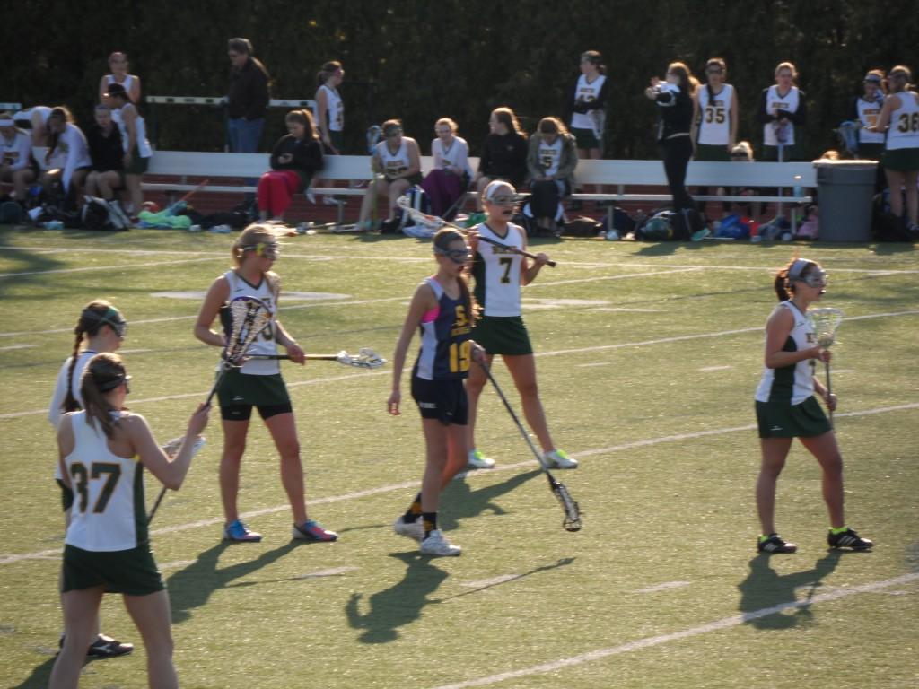 Girls Lacrosse Wallpaper Girls lax win 1024x768