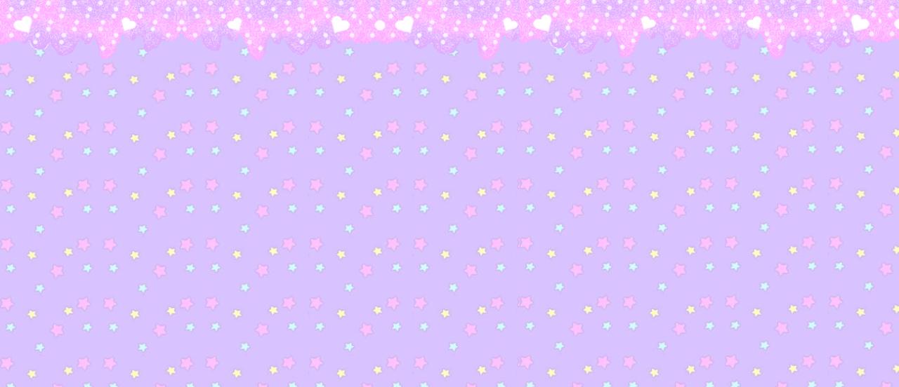 Backgrounds Kawaii 1280x552