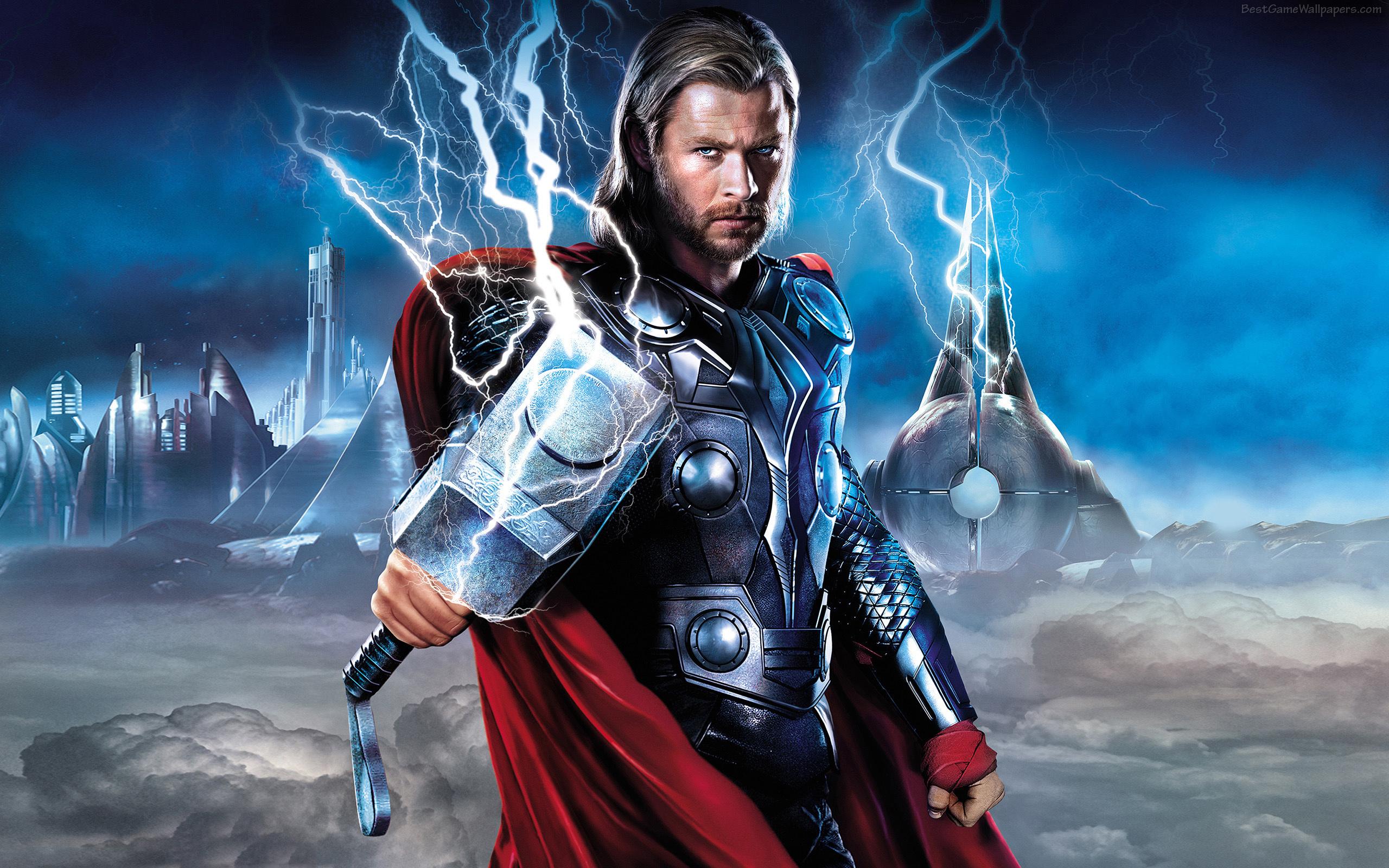 THOR superhero comics movie wallpaper 2560x1600 148902 2560x1600