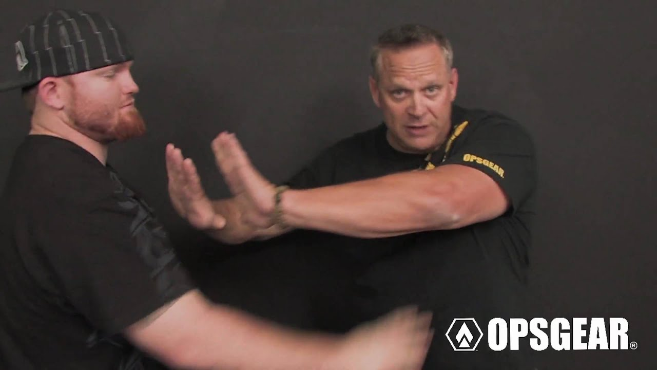 OPSGEAR TACTICAL TIP Breaking a One Arm Grab 1920x1080