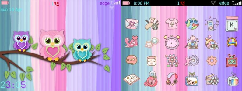 [47+] Cute Owl Desktop Wallpaper on WallpaperSafari
