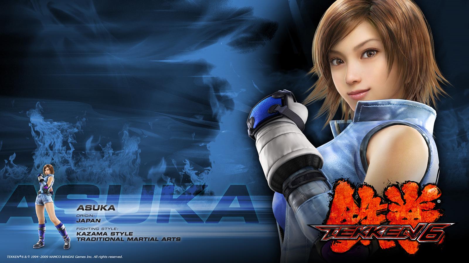 Tekken 6 Wallpaper 1600x900 Tekken 6 1600x900