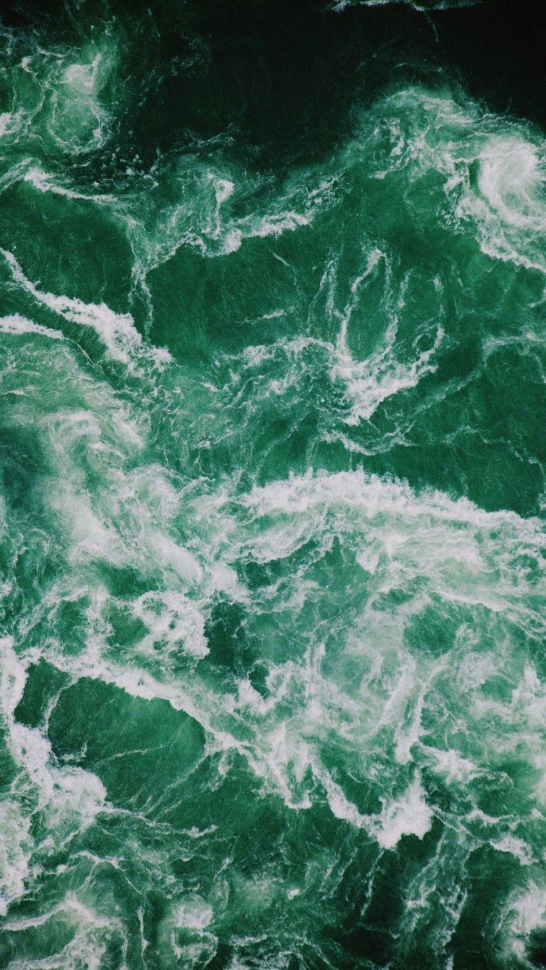 34 Wallpaper Aesthetic Green On Wallpapersafari