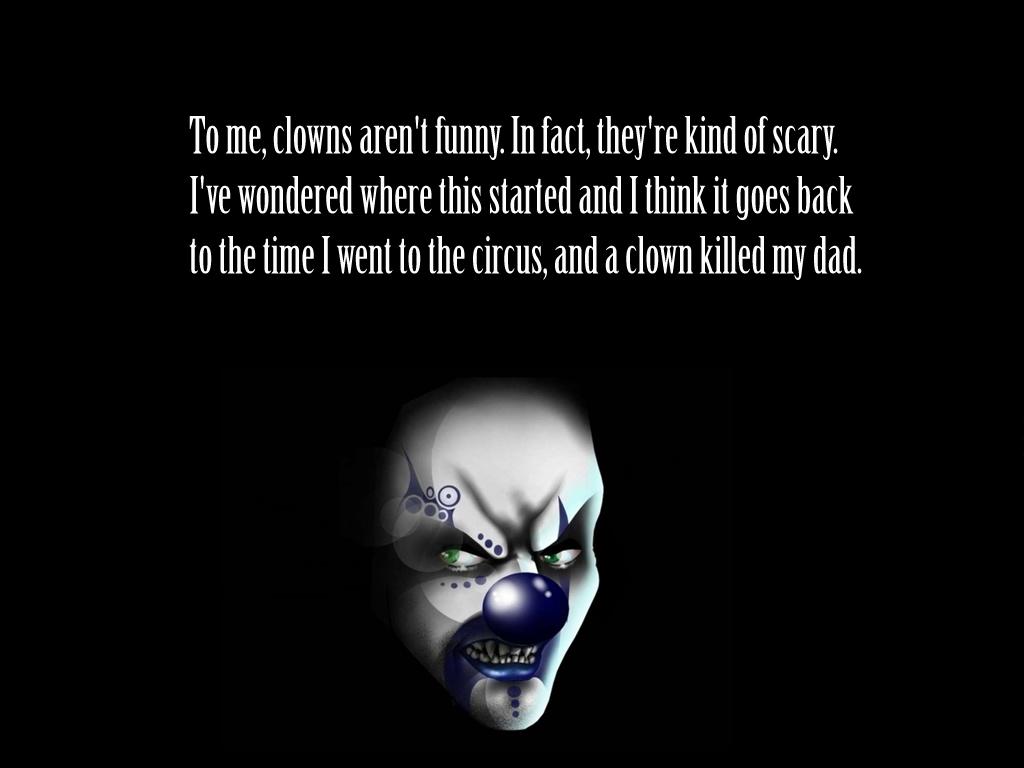 clowns scary 322607 1024x768