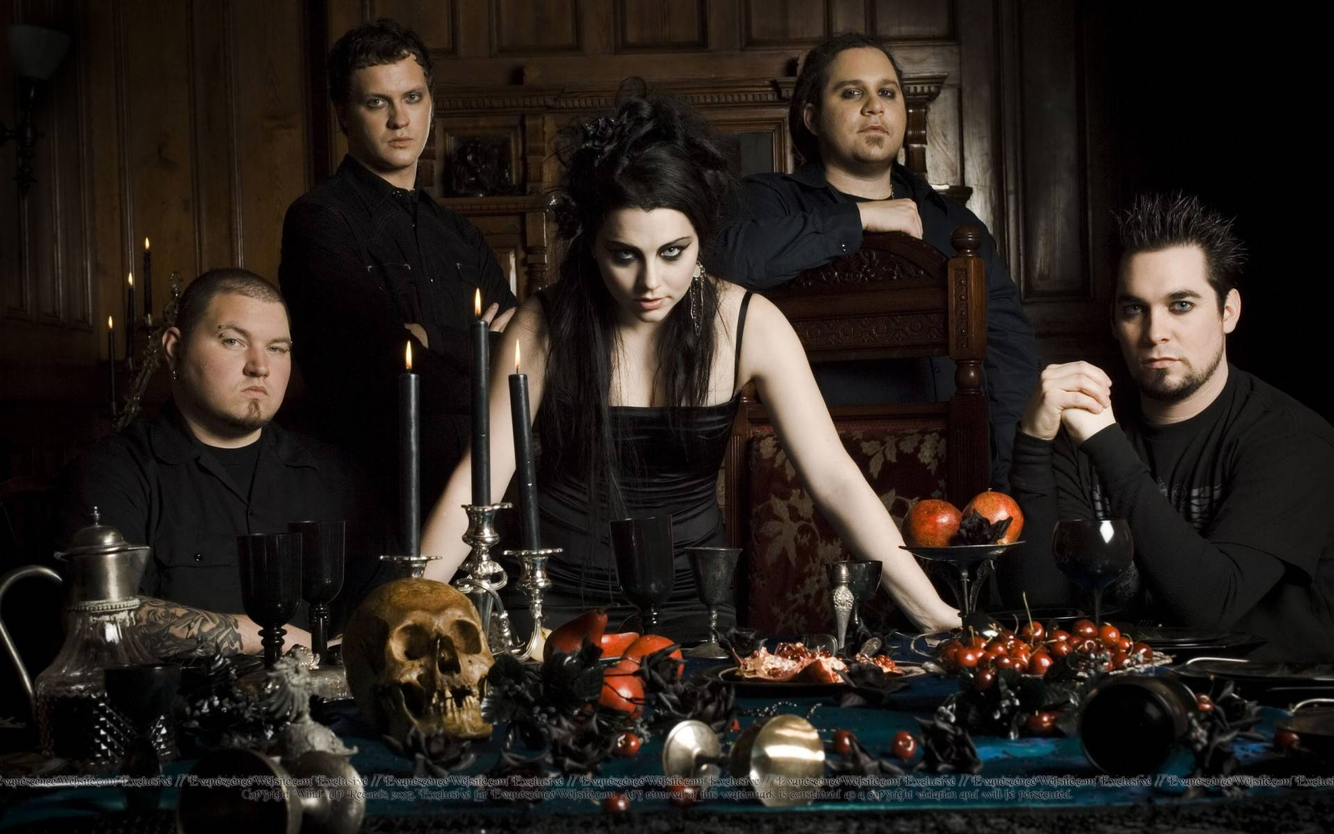 Evanescence Wallpapers 2015 1920x1200