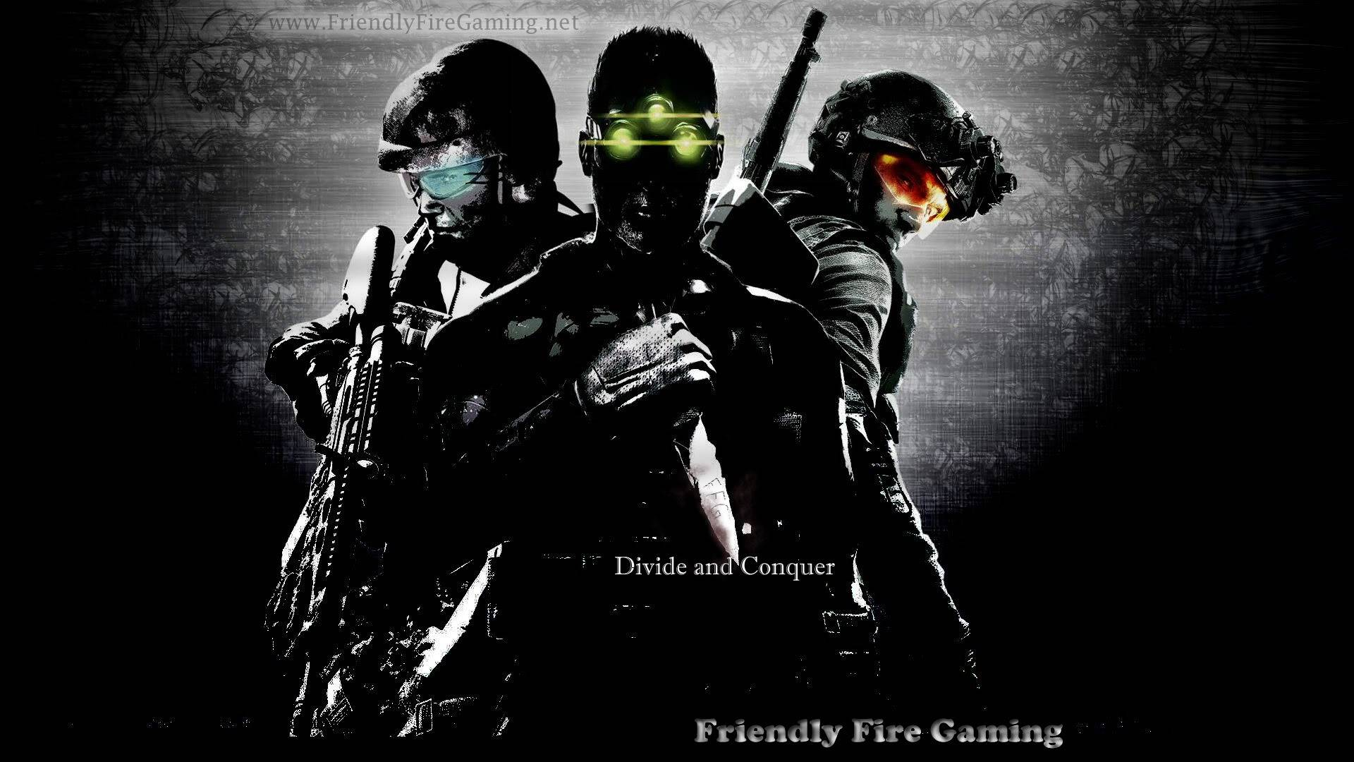 splinter cell blacklist wallpaper