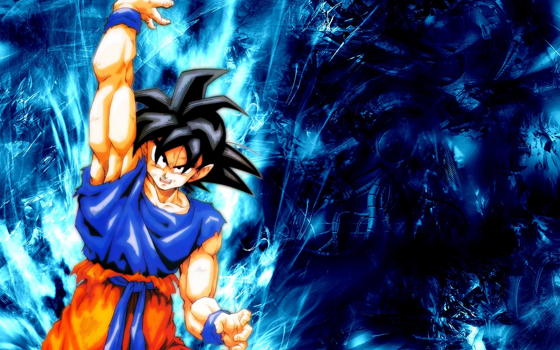 Goku Super Saiyan DBZ Wallpaper 668 Wallpaper WallpaperLepi 1920x1200