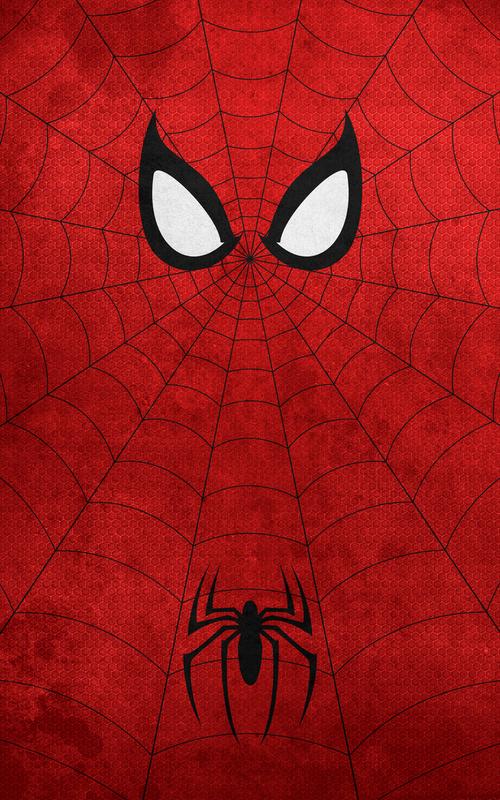 Spiderman 500x800