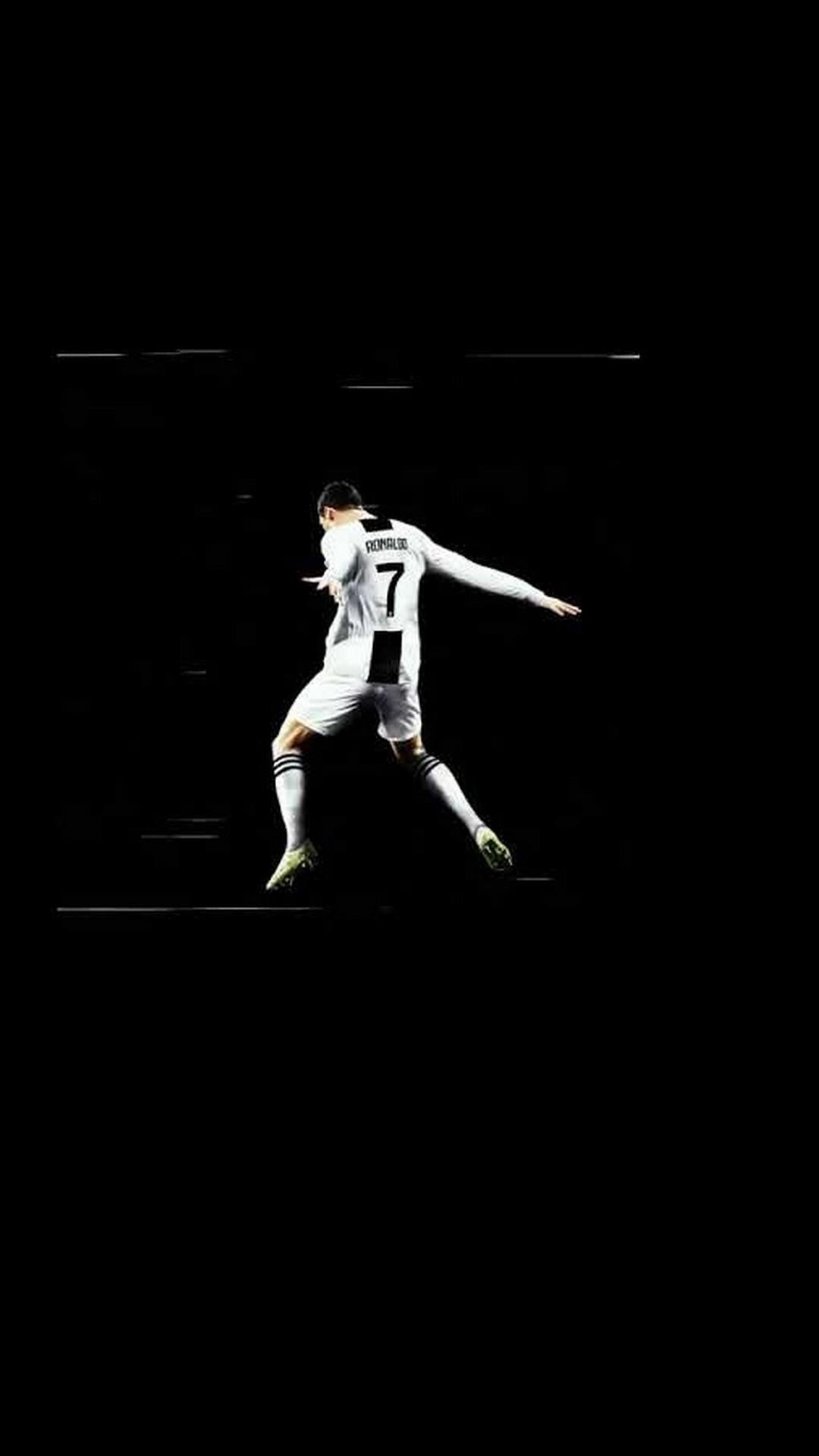 iPhone Wallpaper Cristiano Ronaldo Juventus 2020 3D iPhone Wallpaper 1080x1920