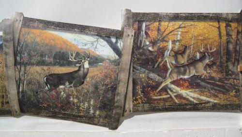 Deer Wallpaper Border eBay 500x284