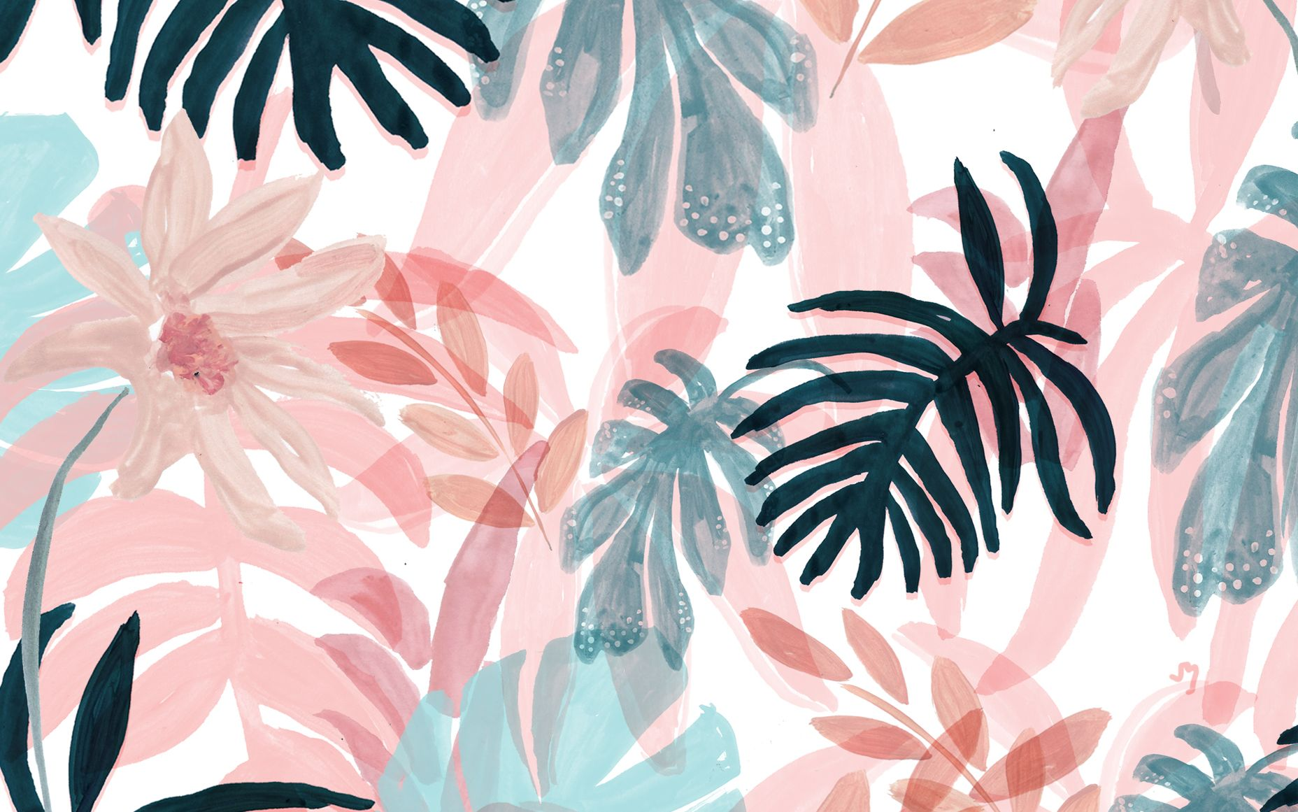 pink spring desktop wallpaper designlovefest desktop wallpaper 1856x1161