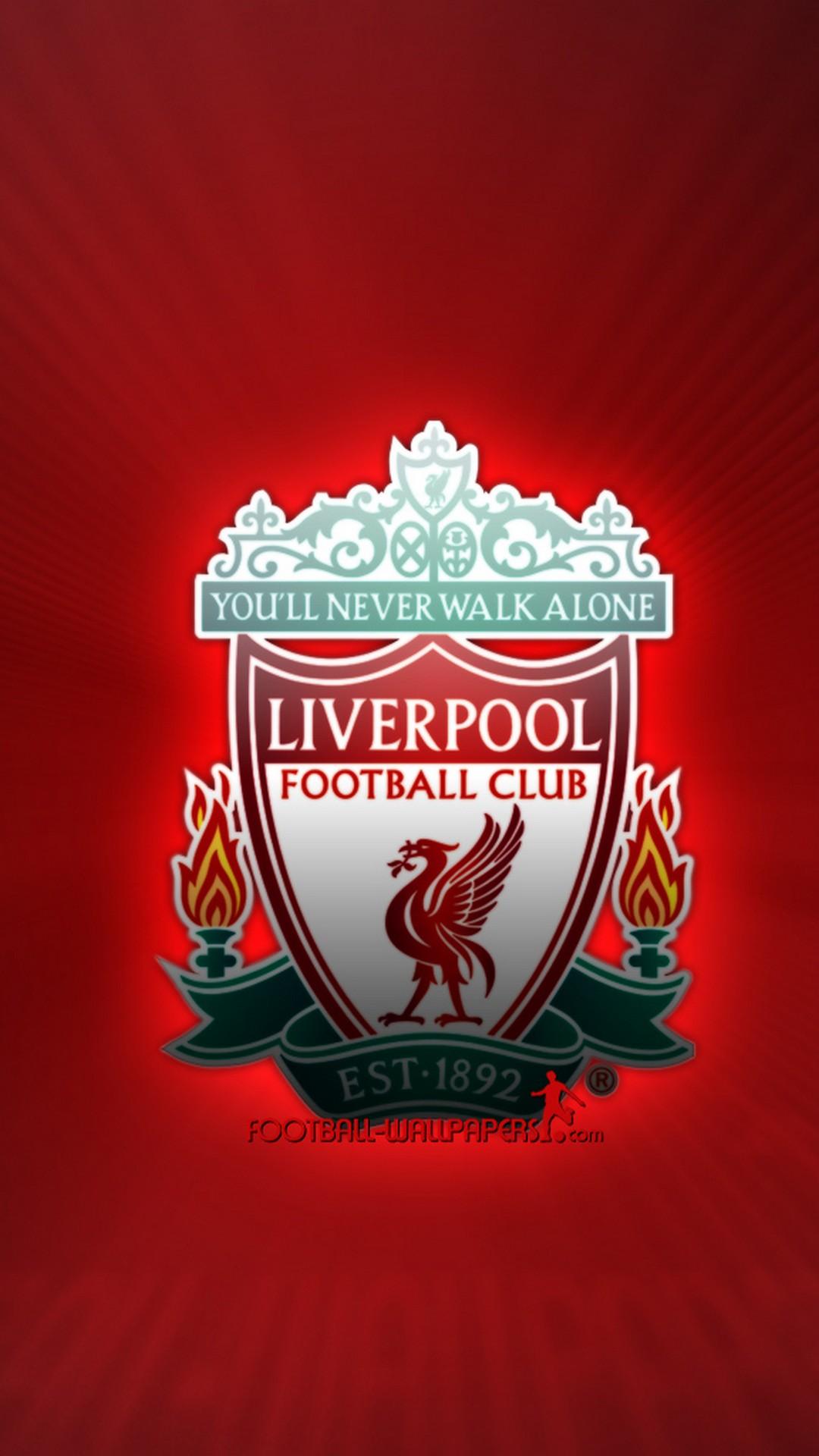 Liverpool iPhone 6 Wallpaper 2021 Football Wallpaper 1080x1920