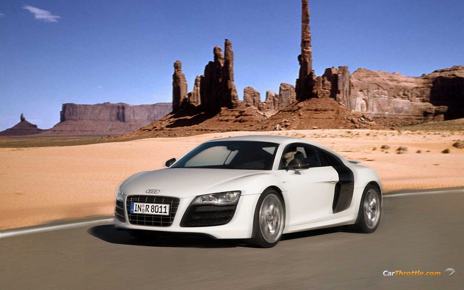 audi r8 v10 wallpaper Cool Car Wallpapers 1600x1000