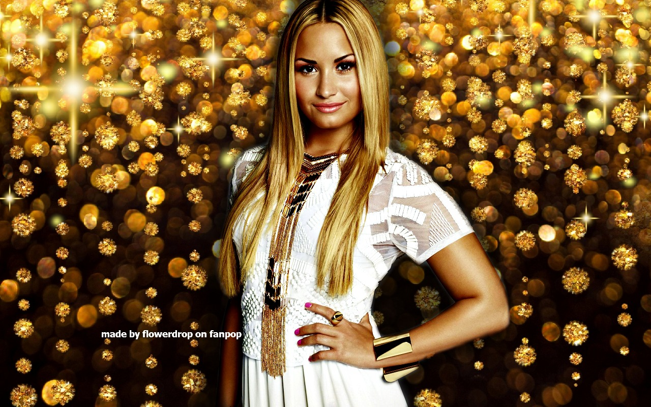 Demi Wallpaper   Demi Lovato Wallpaper 33028905 1280x800
