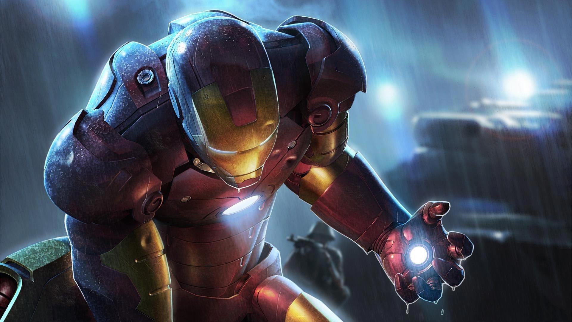 Iron Man wallpaper 1068 1920x1080
