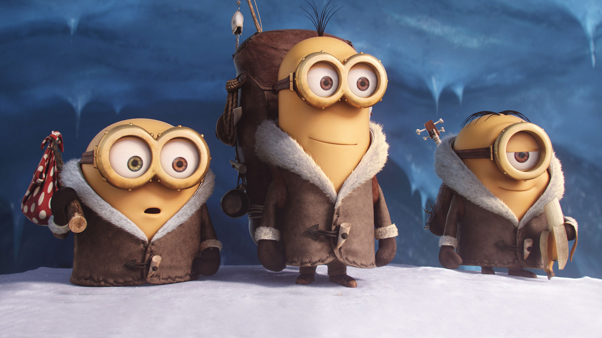 A Cute Collection Of Minions Movie 2015 Desktop Backgrounds 1920x1080