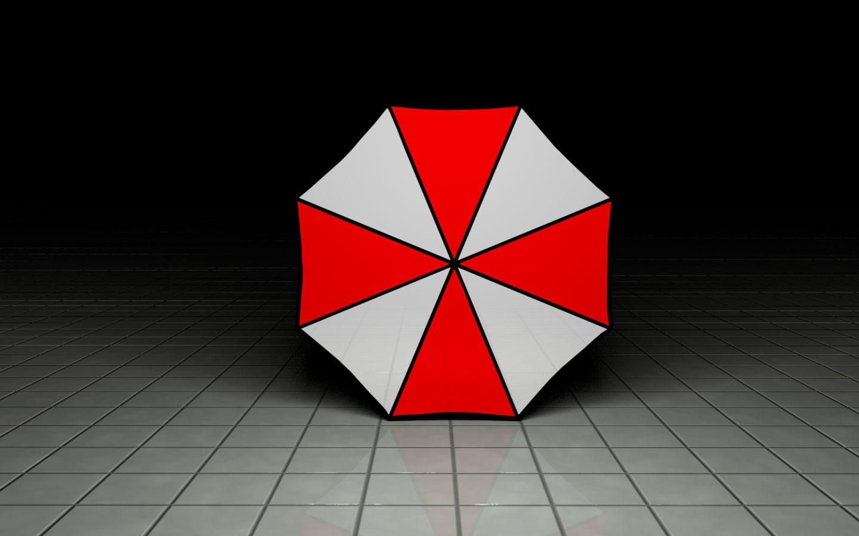 Umbrella Corporation Logo Resident Evil Widescreen Wallpaper Wild 1440x900