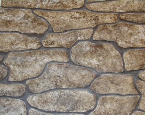 Rockwall Rock Stone Wallpaper LL51131 Rustic Cabin Decor 500x396