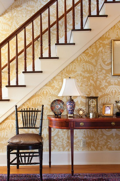 Colonial Williamsburg Wallpaper Reproductions