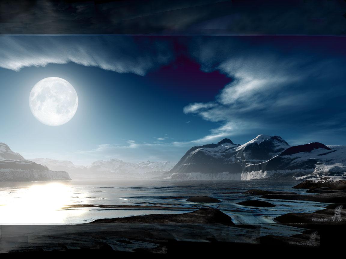 Moonblue 1152x864
