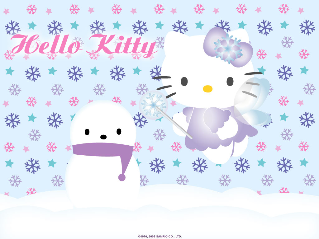 Hellokitty Wallpapers Kitty Wallpaper Hello Size 1600x1200 Type Jpg 1024x768