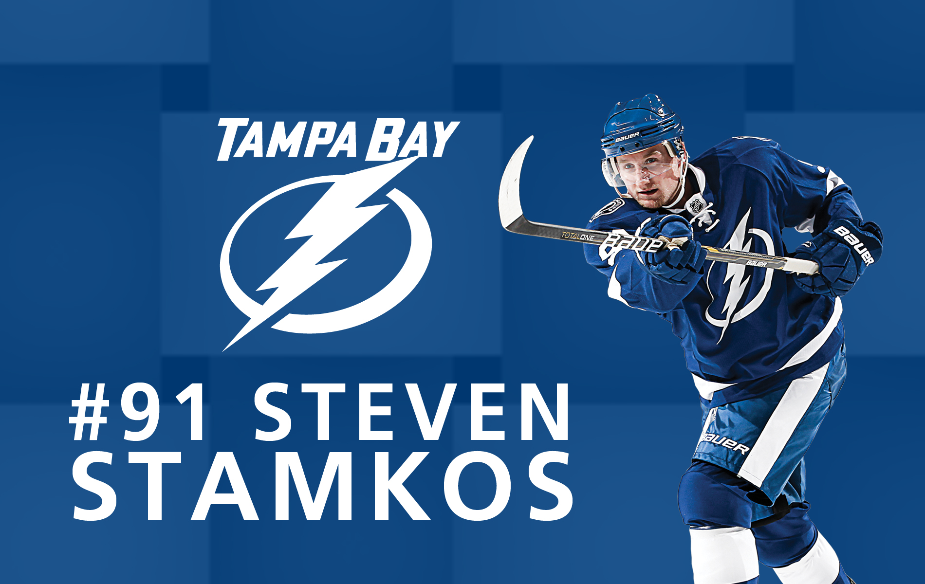Tampa Bay Lightning Steven Stamkos Wallpaper 1900x1200