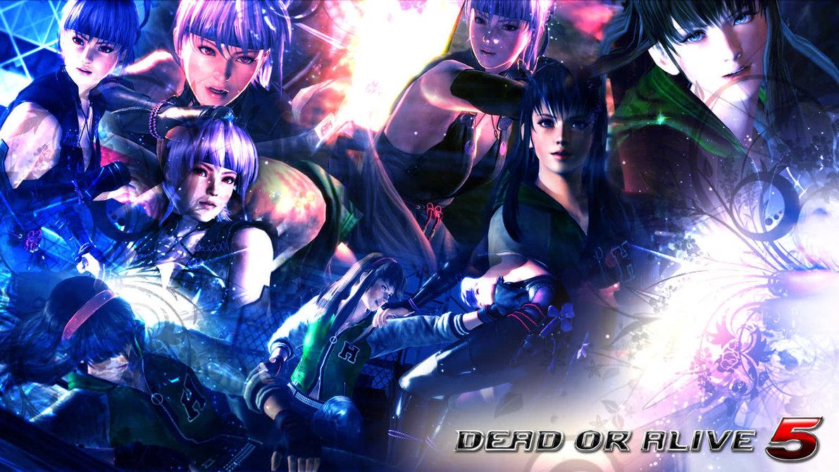 Dead or Alive 5   Vido Un trailer et des images hot sur 1191x670