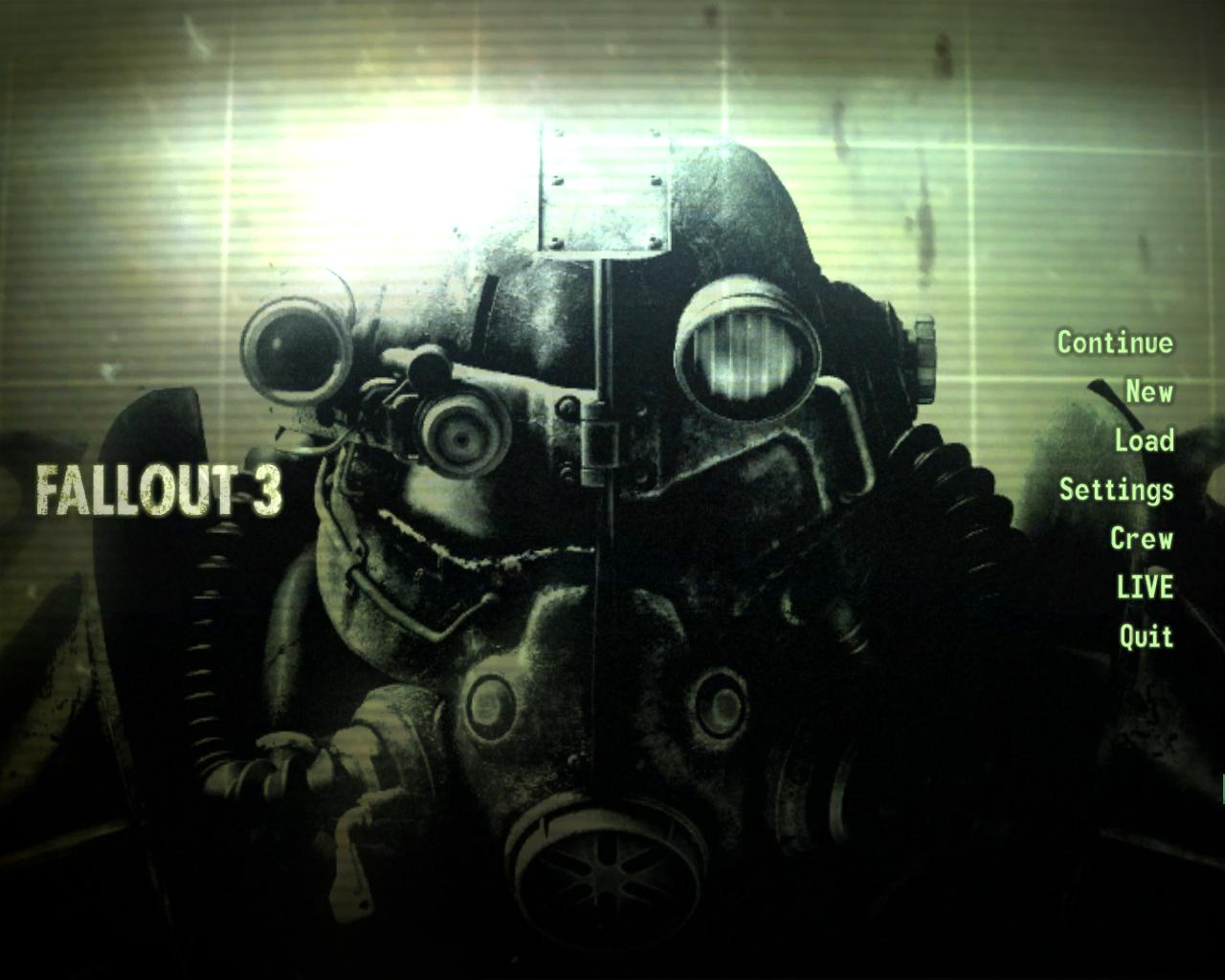 Wallpaper Brotherhood Of Steel Fallout 3 wallpaper hd 5151 hd 1280x1024