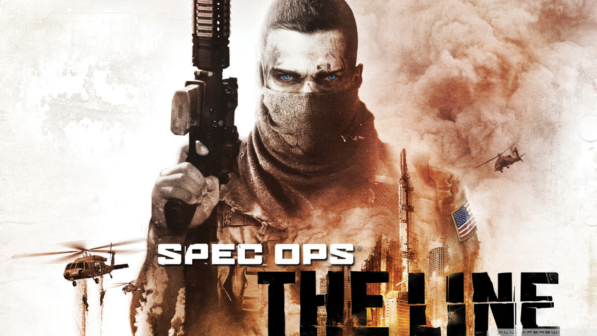 Spec Ops The Line HD Wallpapers 34 images   DodoWallpaper 1920x1080