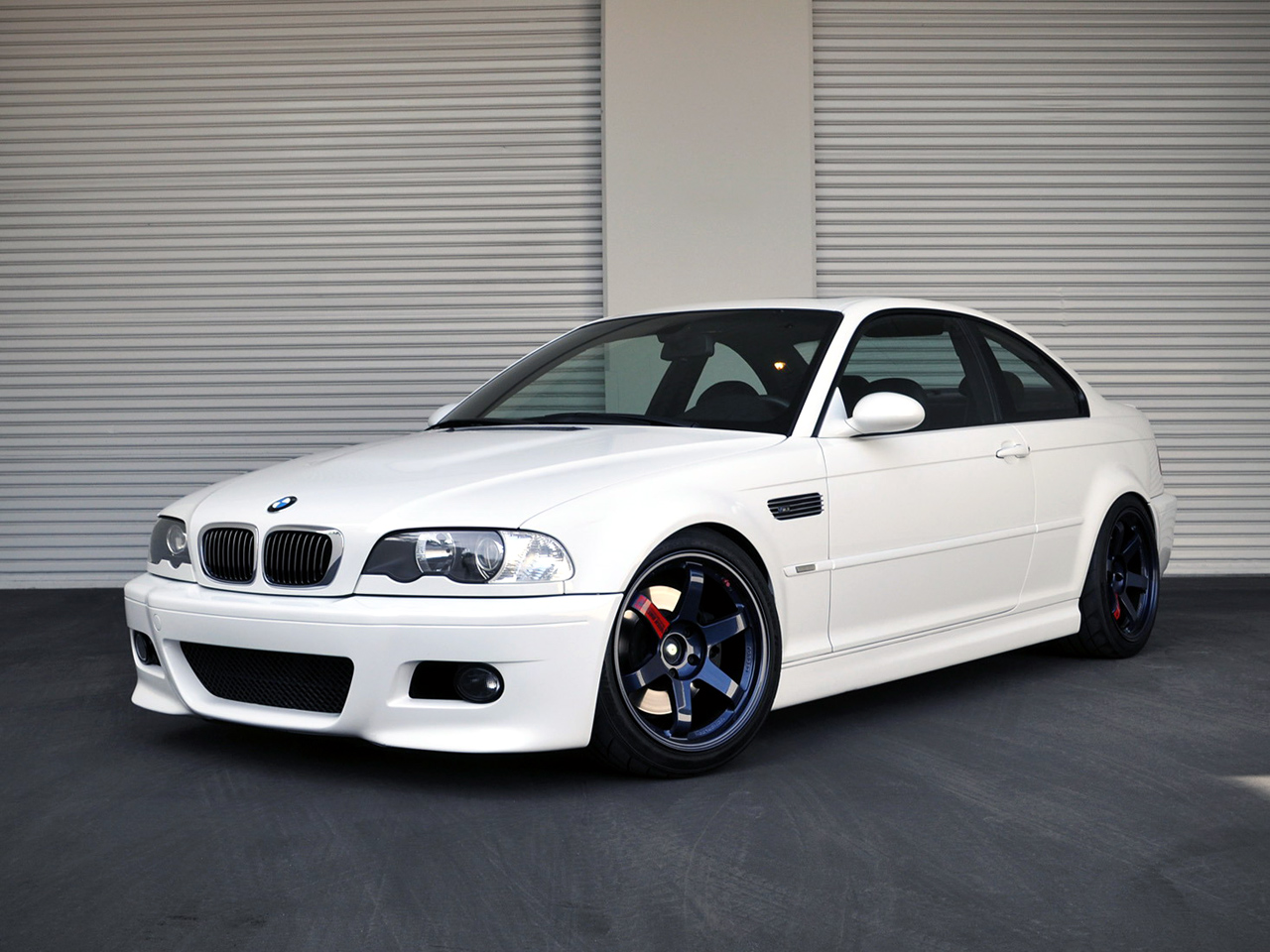 BMW M3 E46 Tuning Bmw M3 Wallpaper 1280x960