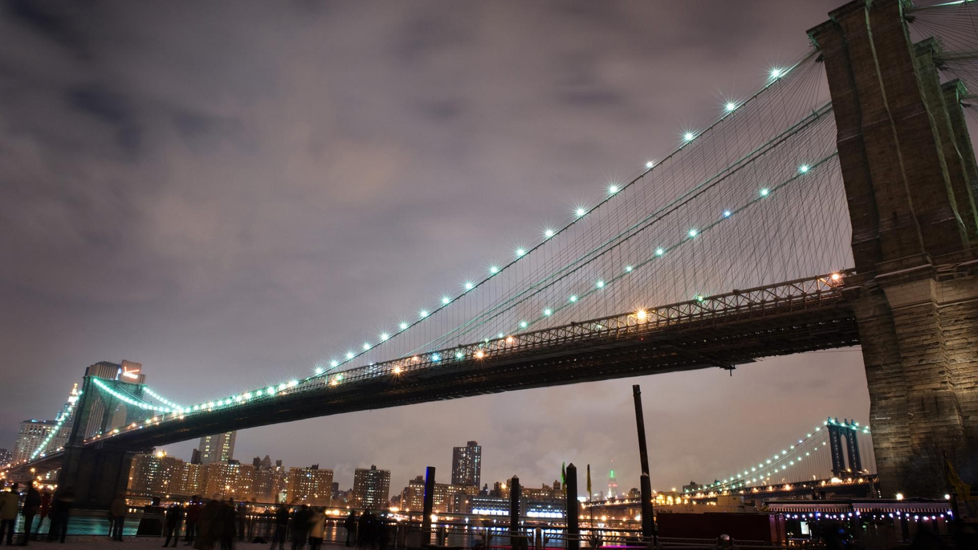Download brooklyn bridge wallpaper HD wallpaper 1920x1080