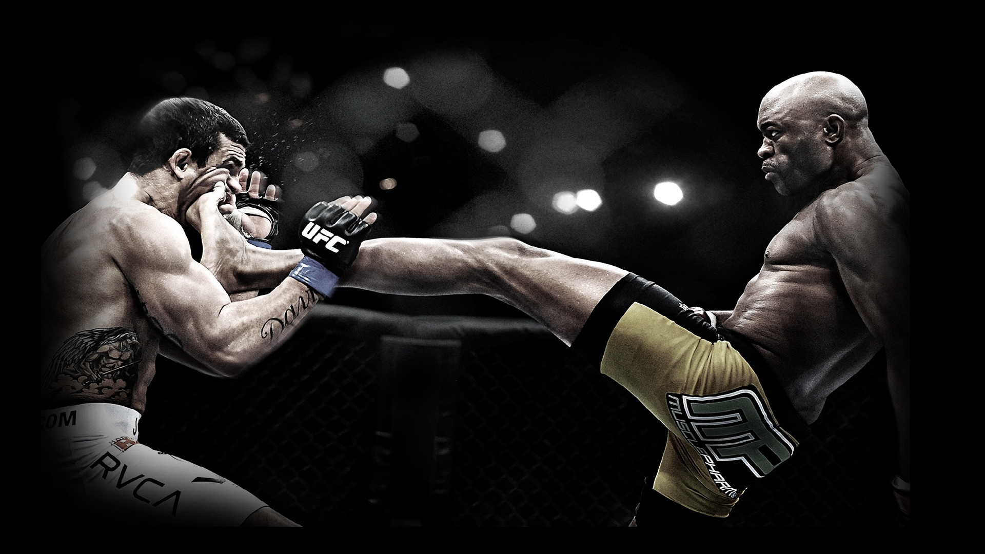 49 Hd Ufc Wallpaper On Wallpapersafari