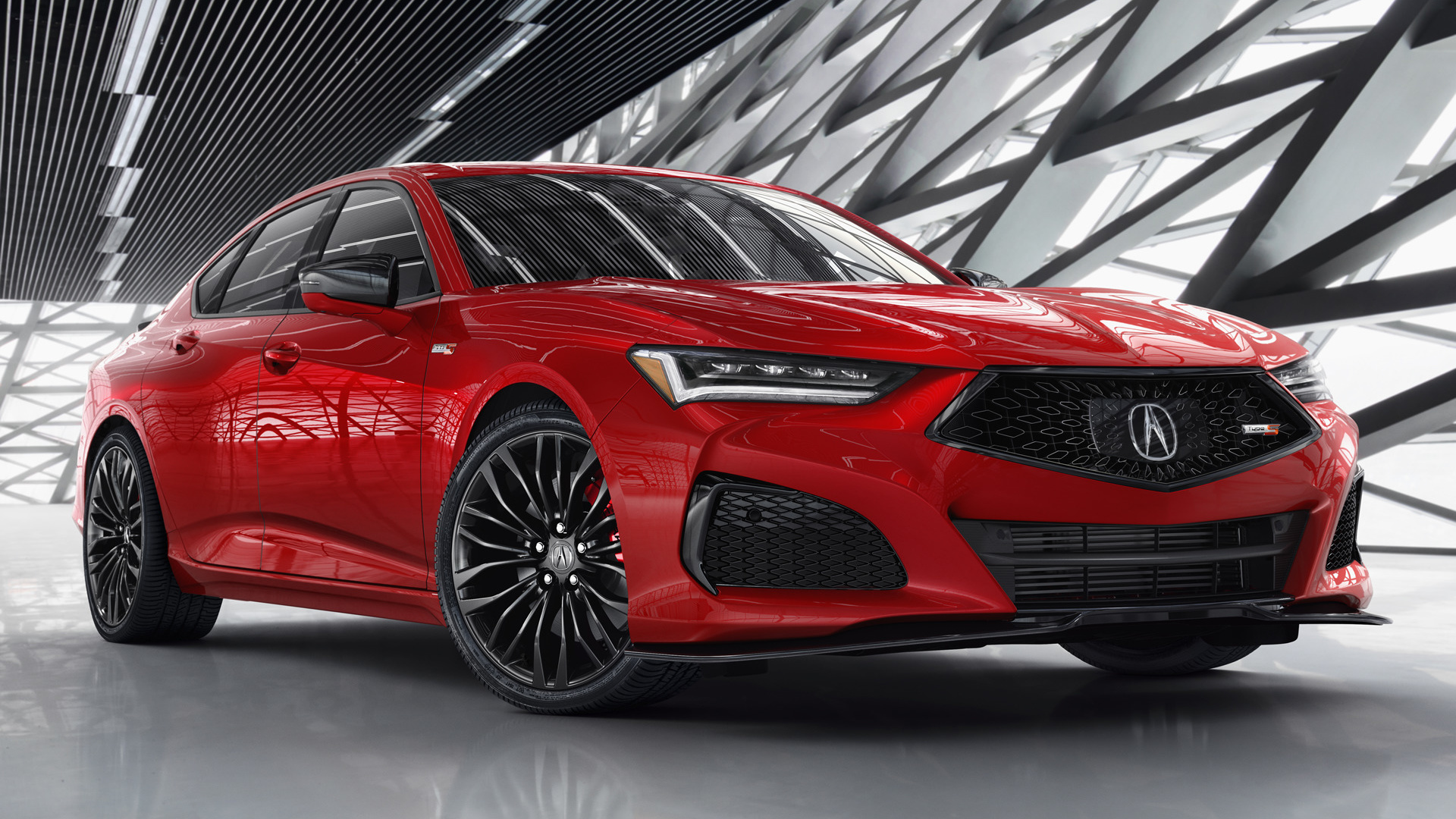 2021 Acura TLX Type S   Wallpapers and HD Images Car Pixel 1920x1080
