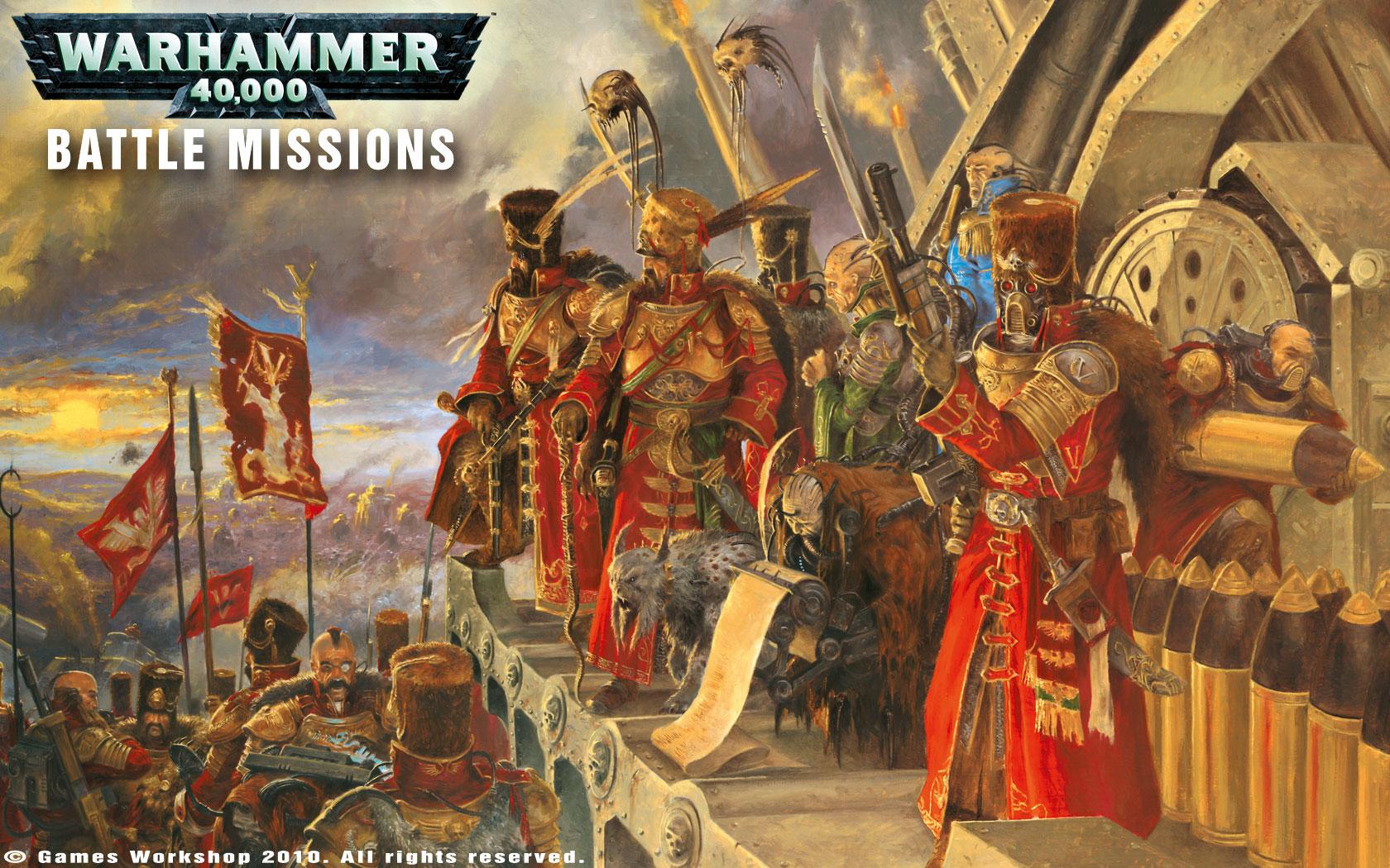 Warhammer 40k Imperial Guard Wallpaper Wallpapersafari