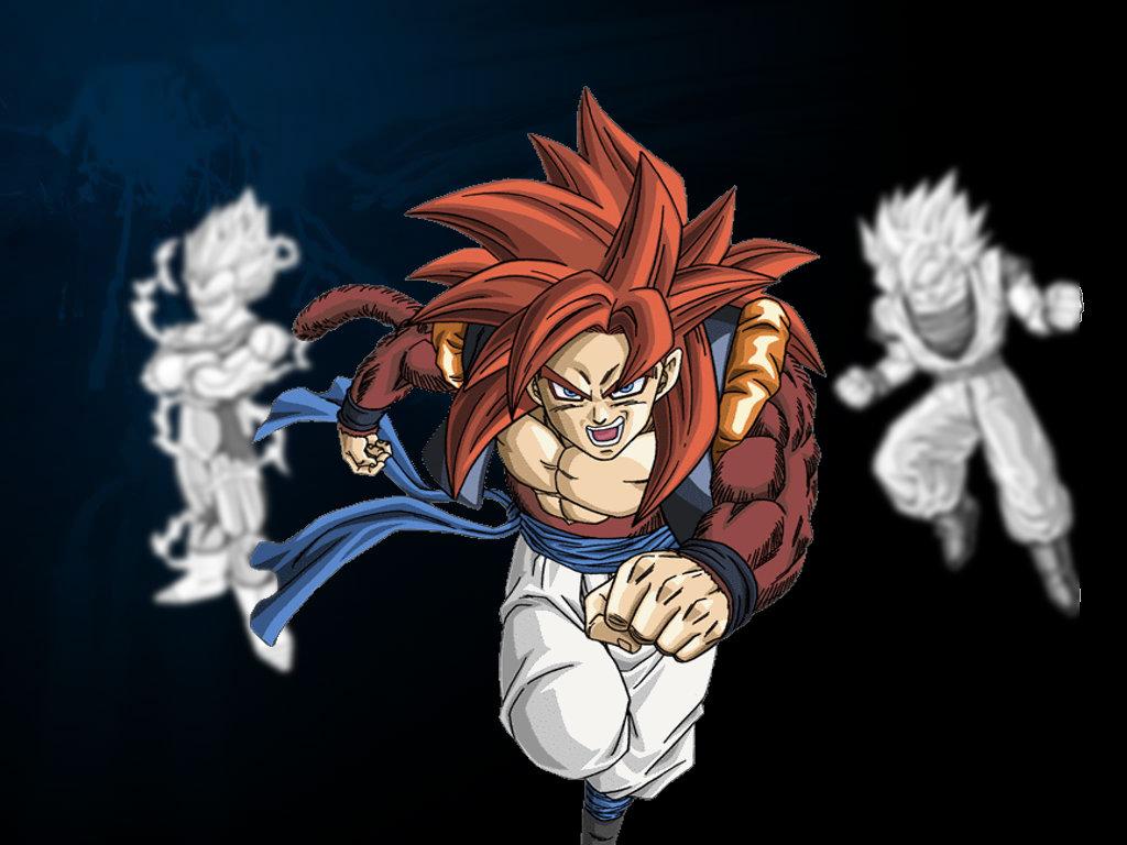 Free Download Dragon Ball Z Wallpapers Gogeta Super Saiyan 4