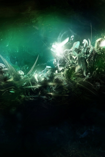 Predator under the Water iPhone HD Wallpaper iPhone HD Wallpaper 340x510