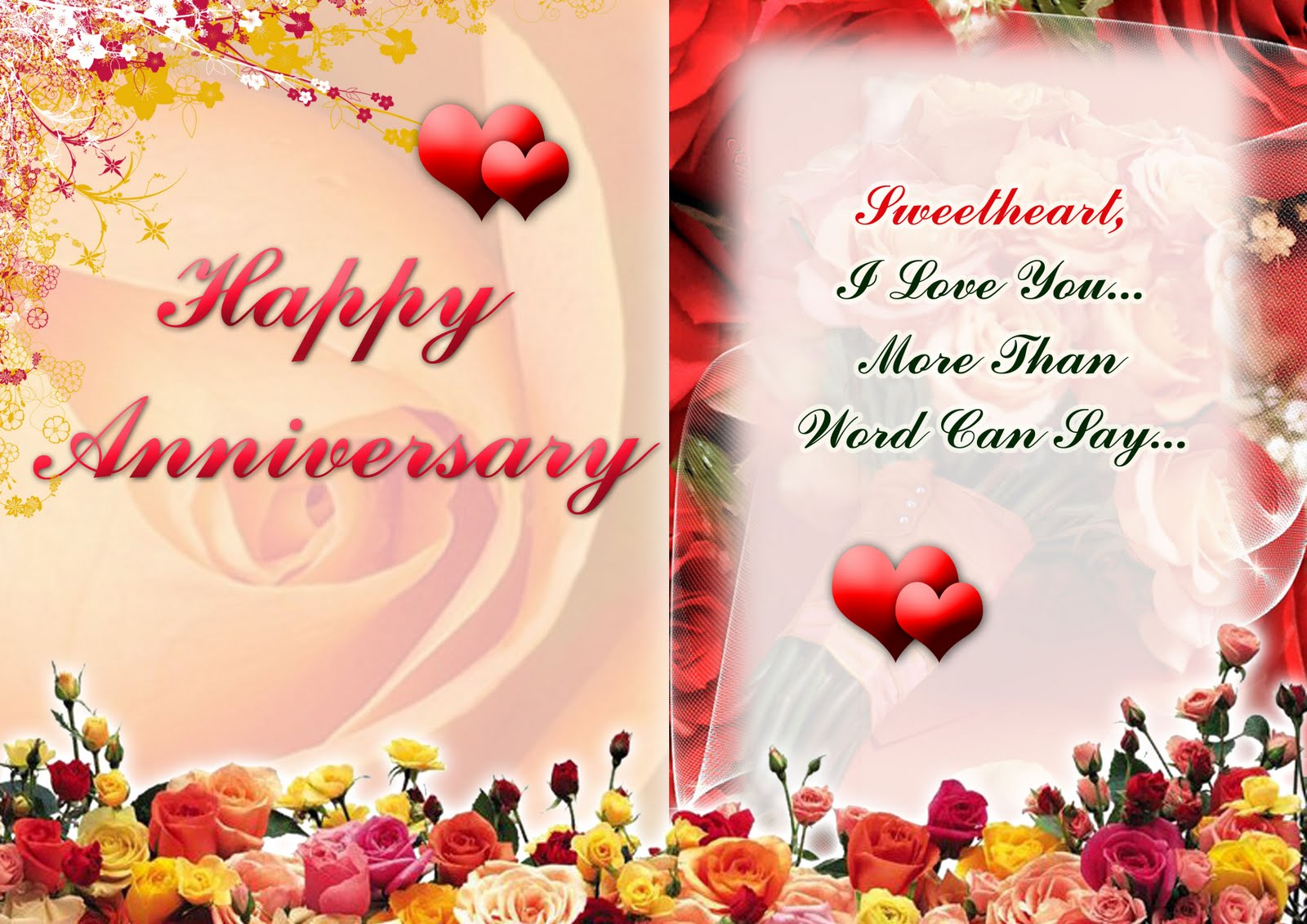 Best Beautiful Wallpaper happy marriage anniversary 1600x1131