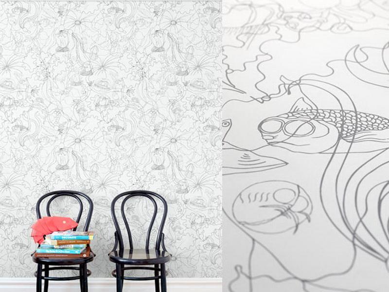 Peel Off Wallpaper Design 800x600