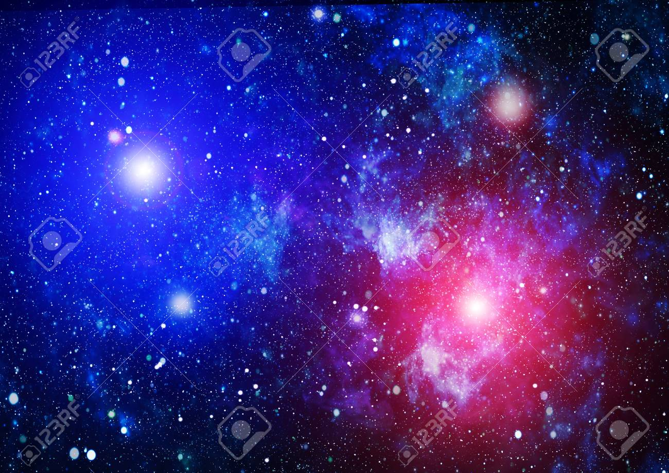 High Definition Star Field Background Starry Outer Space 1300x919