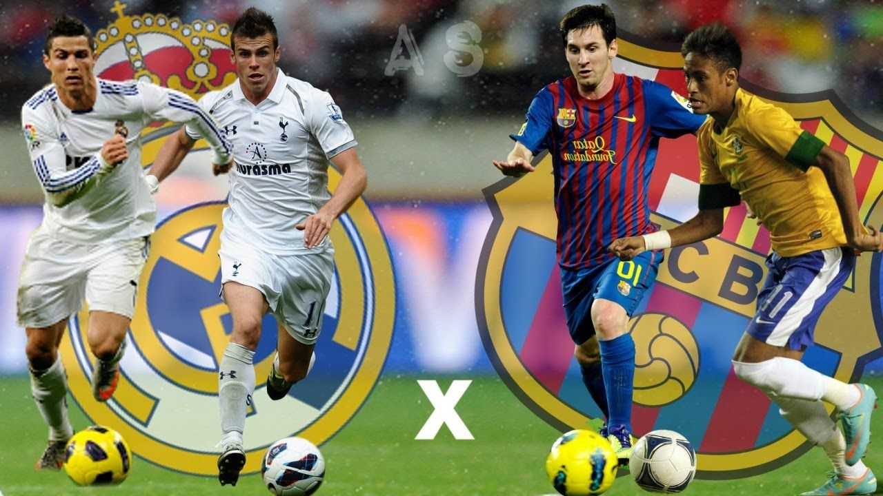 Cristiano Ronaldo Vs Lionel Messi 2015 Wallpapers 1280x720