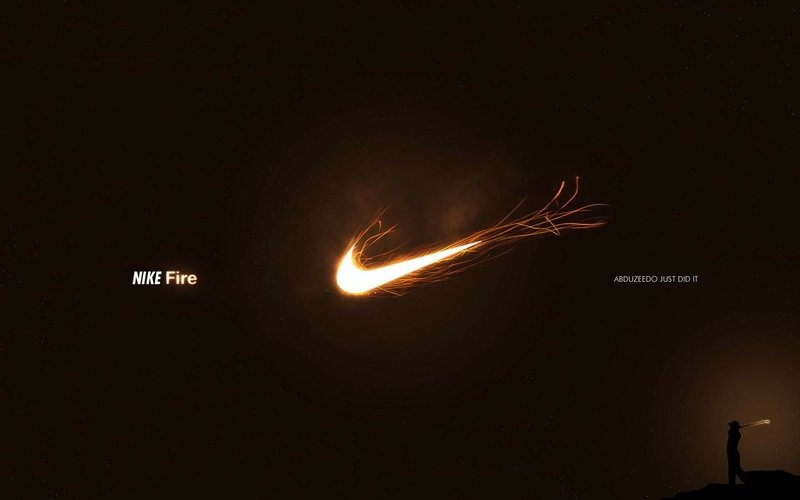 nike bleed blue wallpapers for desktop image search results 800x500