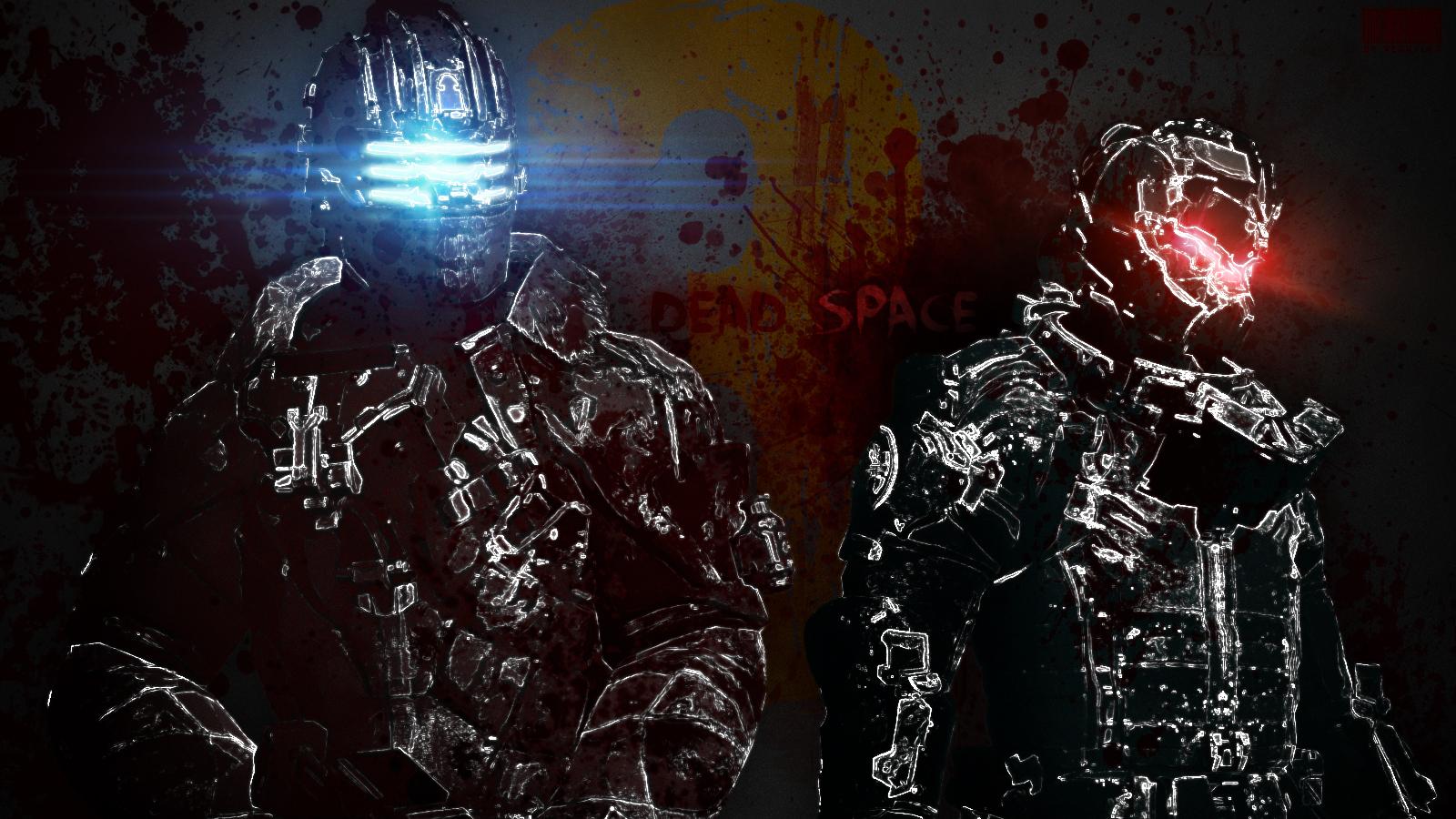 Dead Space 3 Cration et Wallpaper 1600x900